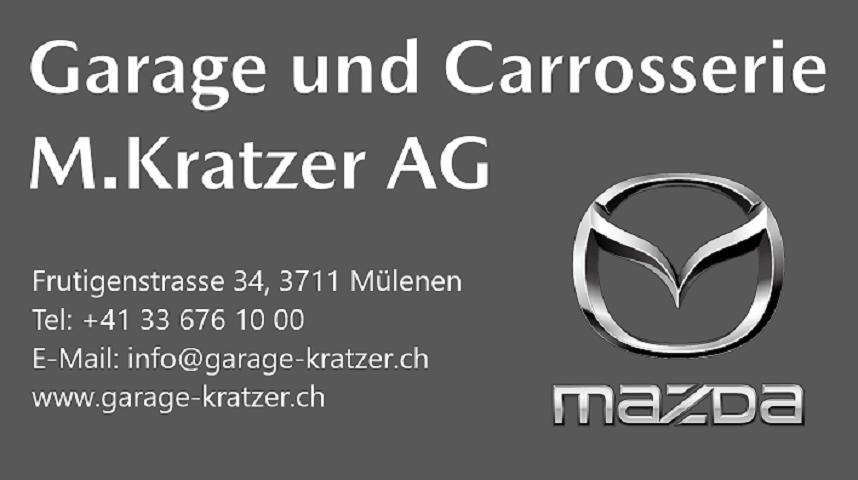 Logo Garage M. Kratzer AG